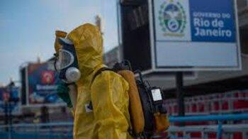 2016, Zika menace les Jeux de Rio