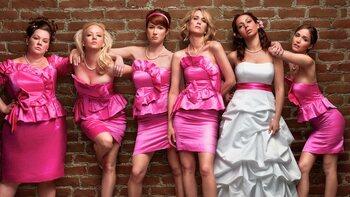 3 februari: Bridesmaids