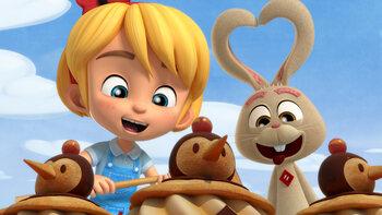 'Alice en Lewis', binnenkort op Boomerang!