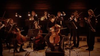 Une musique du XVIIIe siècle