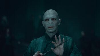 Voldemort dans 'Harry Potter'