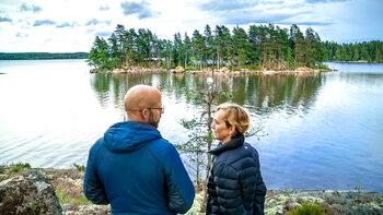 Het videodagboek van een Zweeds avontuur in 'Camping Coppens'