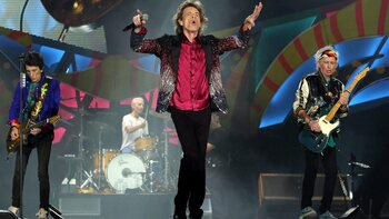 Rolling Stones: Olé Olé Olé