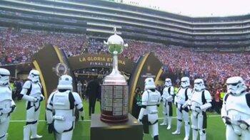 La Copa Libertadores sous escorte de Stormtroopers