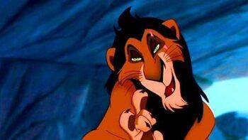 Scar: The Lion King