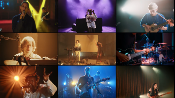 Le projet '1 Stage Festivals' a mis du baume au coeur du secteur musical