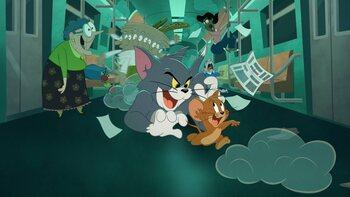 'Tom & Jerry à New York' sur Boomerang