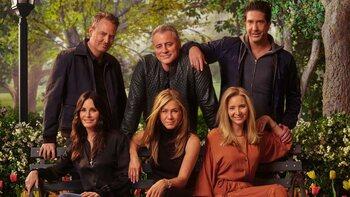 Dinsdag: 'Friends: The Reunion'