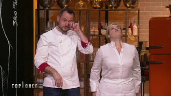 Top Chef: David permet à Hélène Darroze de briser enfin la malédiction