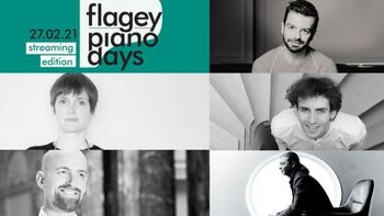 Cinq concerts aux Flagey Piano Days