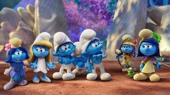 'Smurfs: The Lost Village'