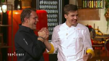 Top Chef: Mallory, premier qualifié pour les demi-finales