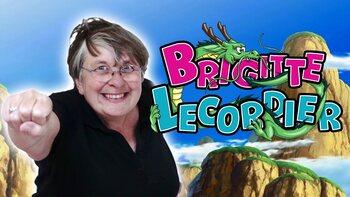 Brigitte Lecordier, la voix derrière plusieurs personnages de Dragon Ball