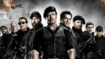 The Expendables, le gratin