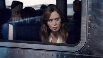Vrijdag: The Girl on the Train