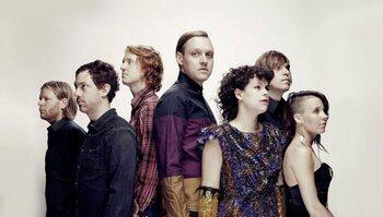 Arcade Fire: laveren tussen liefde en haat