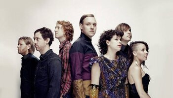 Arcade Fire, c'est du grand art