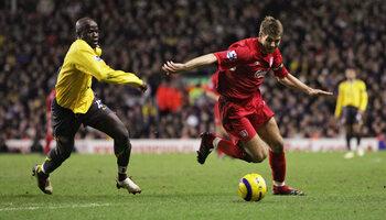 Liverpool - Arsenal (14 février 2006)