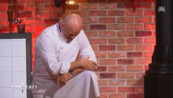Top Chef, épisode 12: Philippe Etchebest s'agenouille devant « le plat de la saison »