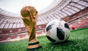 De officiële WK-bal: geconnecteerd en een tikkeltje vintage