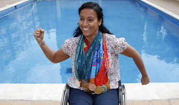 Superatleten: Teresa Perales