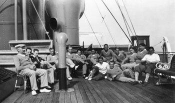 Een lange bootreis