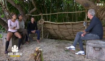 Koh Lanta: Claude, Inès et Naoil s'orientent vers les poteaux