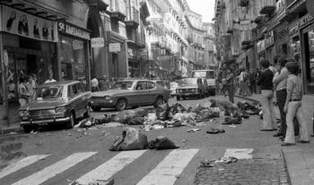 1973, le choléra frappe la Serie A