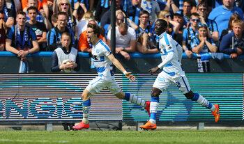 Club Bruges - La Gantoise (17 mai 2015)