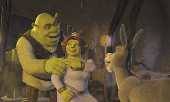 'Holding Out for a Hero' de Bonnie Tyler dans Shrek 2