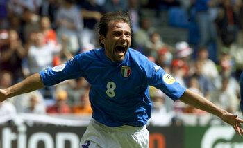 One day, one goal: Antonio Conte zet de toon voor Italië op EURO 2000