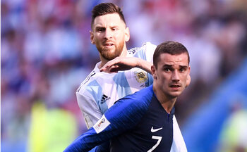 La malédiction des Ballons d'Or en Coupe du monde