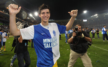 2010/2011 : Genk champion pour un demi-point