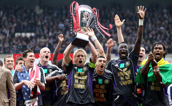 2011/2012 : Anderlecht sans jamais trembler