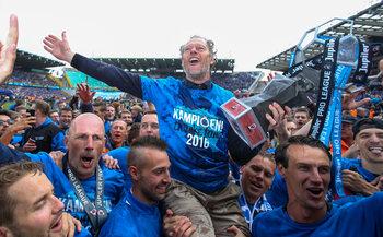 2015/2016 : Bruges après 11 ans d'attente