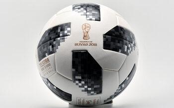 Les ballons du Mondial, une longue histoire