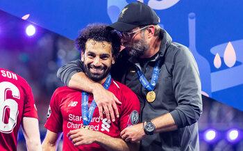 1 juni - De Reds voor de zesde keer de besten van Europa
