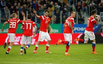 Les huitièmes de finale pour la Russie?