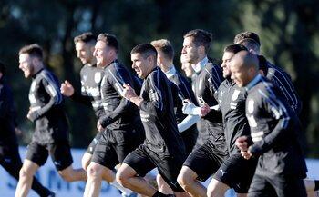 Uruguay: gezwind door groepsfase?