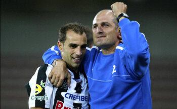 Les frères Brogno - Dante et Toni