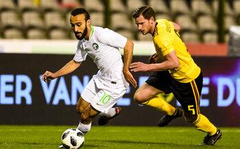 De sterren van de selectie: Mohammad 'MAX' Al-Sahlawi