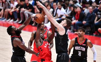 13 juin - Premiers sacre en NBA pour les Raptors