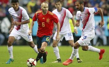 De sterren van de selectie: Andres Iniesta?: afscheid van Europa