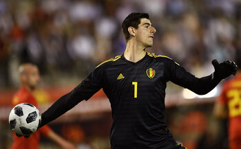 Thibaut Courtois, Mister Clean Sheet