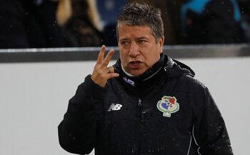 De trainer: Hernan Dario Gomez
