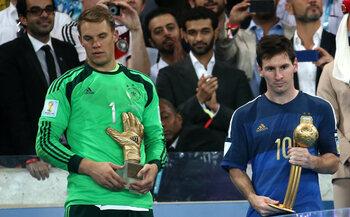 De sterren van de selectie: Manuel Neuer, de doelman-libero