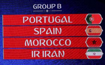 Wereldbeker 2018, groep B onder de loep: CR7, Iberiërs, Perzen en de Atlasleeuwen ...