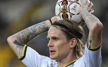Les stars de la sélection : Ari Freyr Skúlason, le dernier Viking de Lokeren