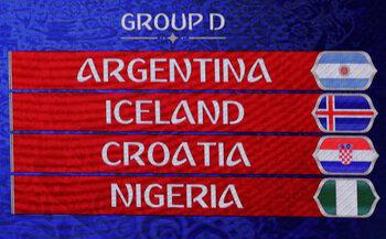 Coupe du Monde 2018, le groupe D à la loupe : Nos Gars, Les Flamboyants et les Super Eagles pour faire tomber l'Albiceleste