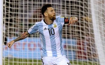 De sterren van de selectie: Lionel Messi, eindelijk verlost van alle frustraties?
